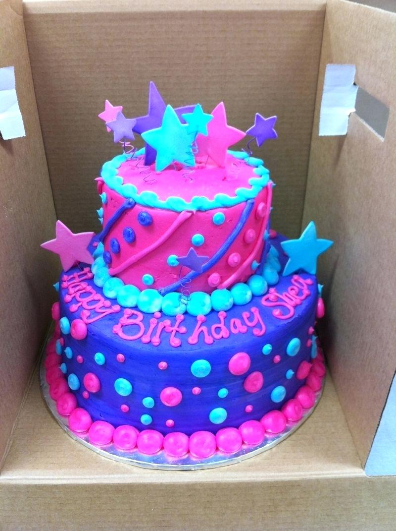 800 X 1071 In 32 Brilliant Image Of Birthday Cakes For Girls