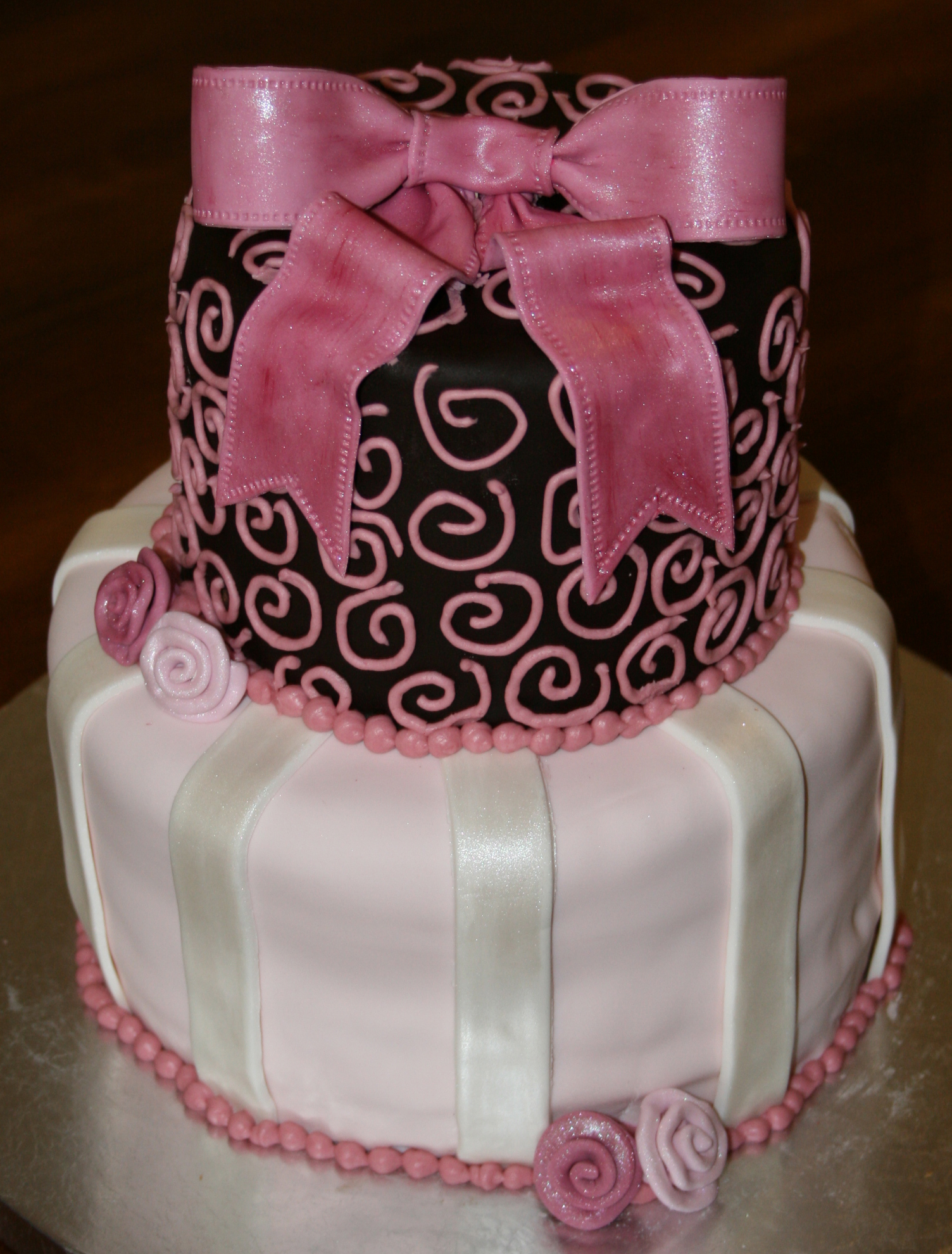 Birthday Cakes For Women 7 Elegant Photo Woman Cake