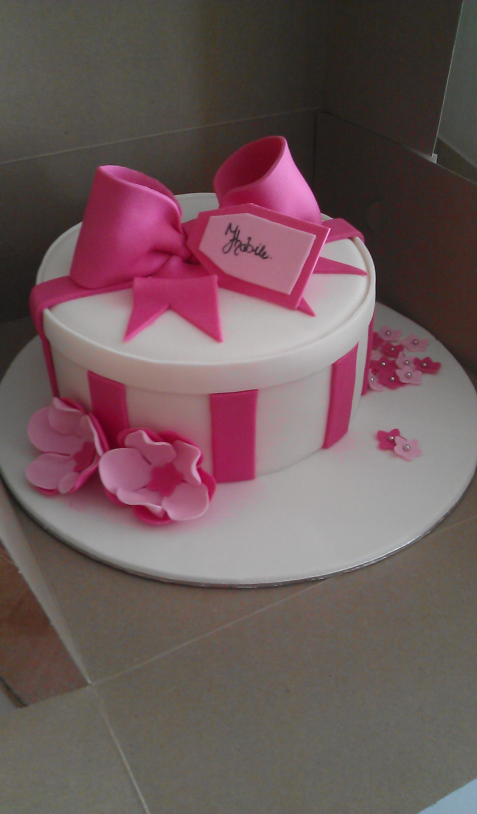 1520 X 2592 In 32 Marvelous Picture Of Birthday Cakes For Women