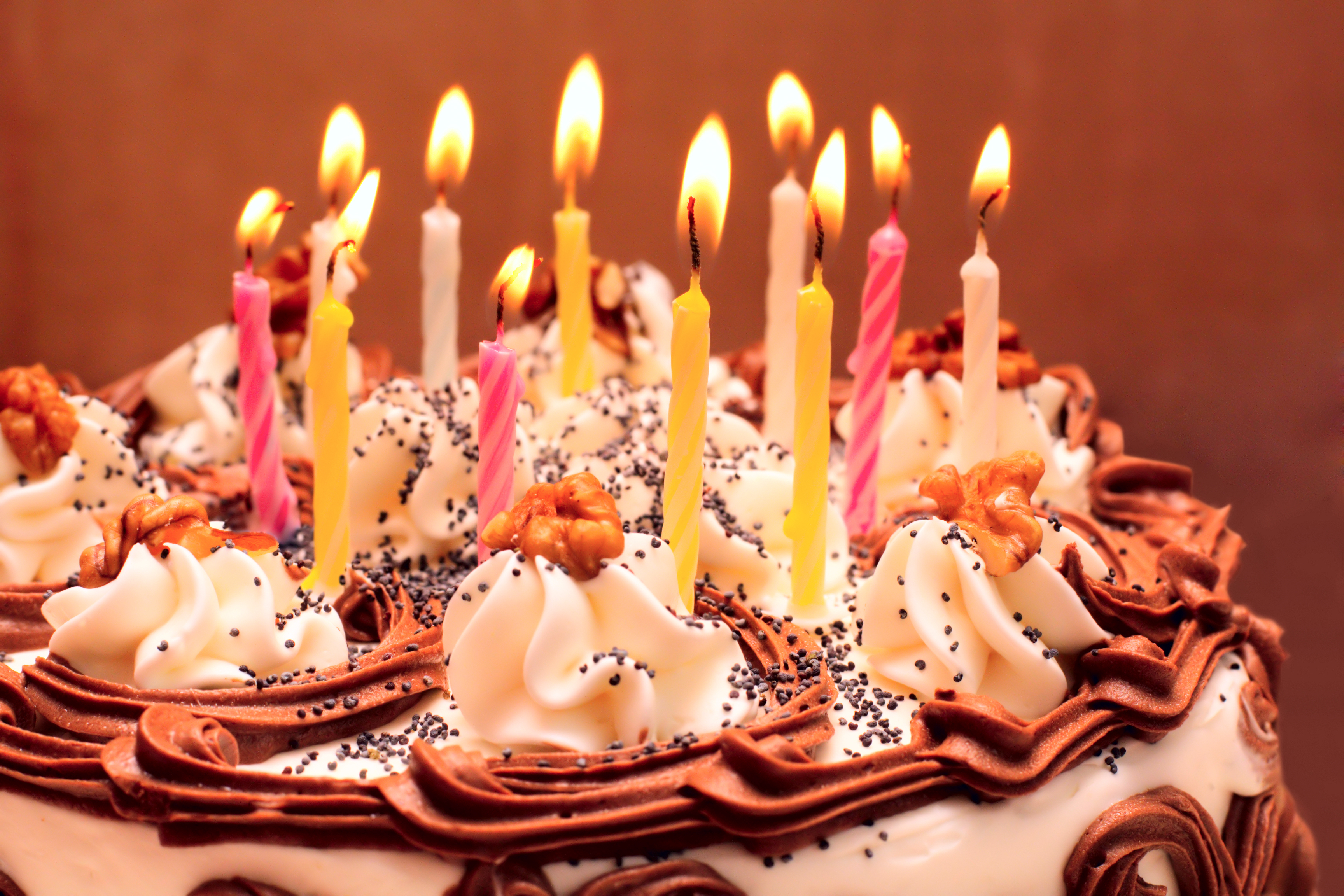 Birthday Cakes Images How The Practice Of Putting Candles On Cakes For Birthdays Started