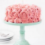 Birthday Cakes Images Strawberry Almond Birthday Cake Broma Bakery