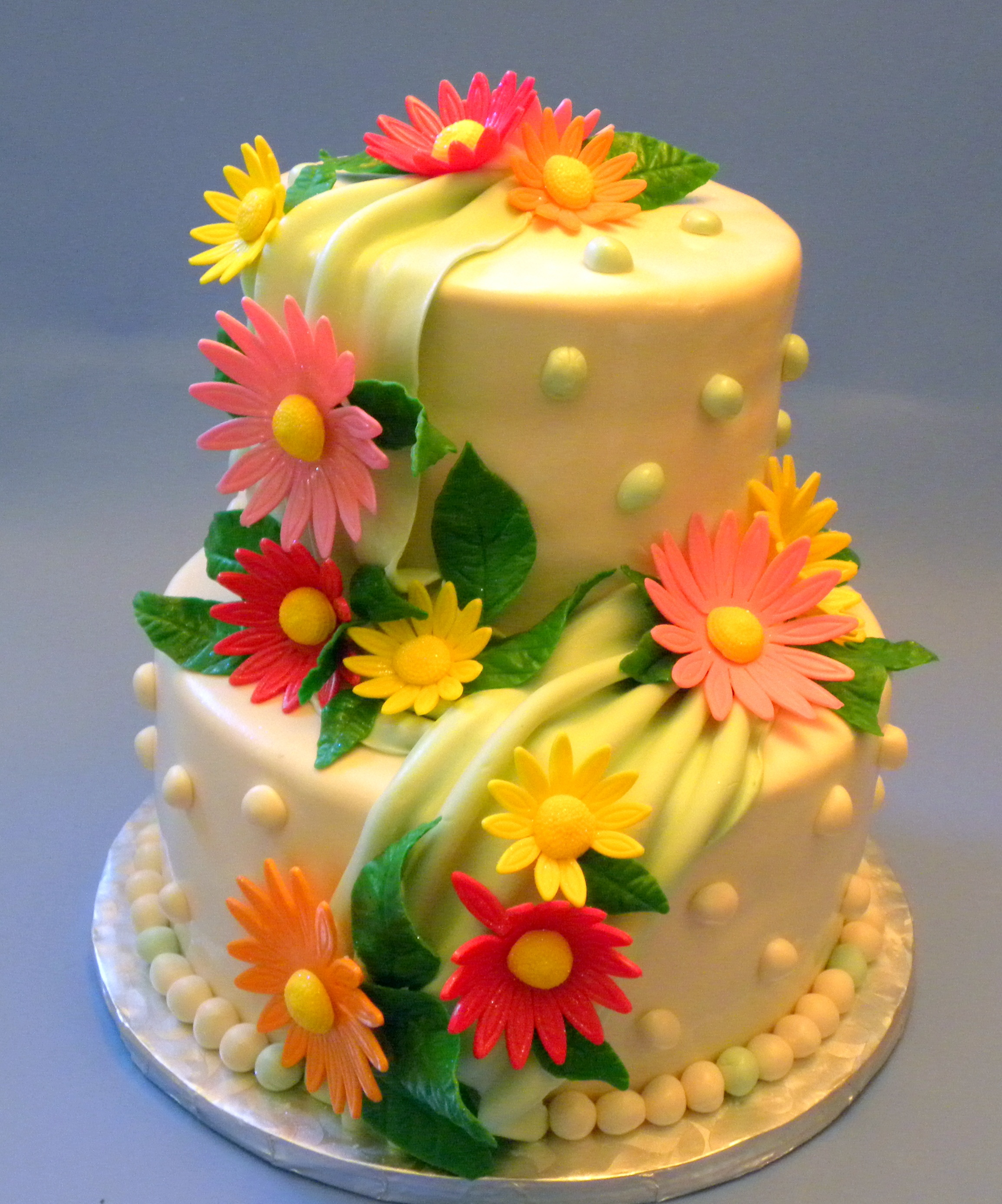 Birthday Flower Cake Flower Cakes Decoration Ideas Little Birthday Cakes