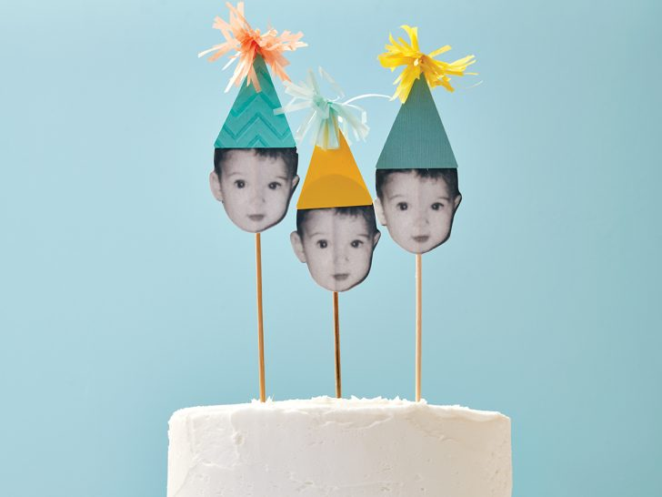 Cake Toppers For Birthday 23 Easy Diy Cake Toppers Todays Parent