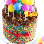 Cakes For Birthday The Birthday Cake Sprinkle Bakes