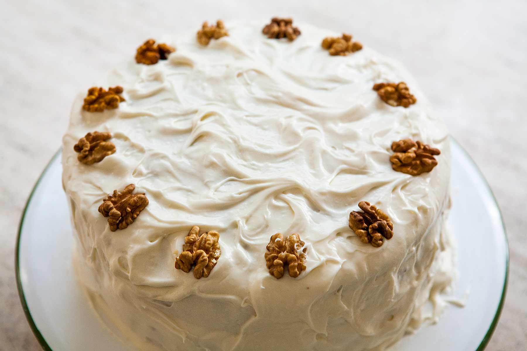 Carrot Cake Birthday Cake Best Carrot Cake Recipe Tip Pineapplecoconut Simplyrecipes