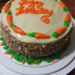 Carrot Cake Birthday Cake Sweet Addictions Carrot Cake 48th Birthday