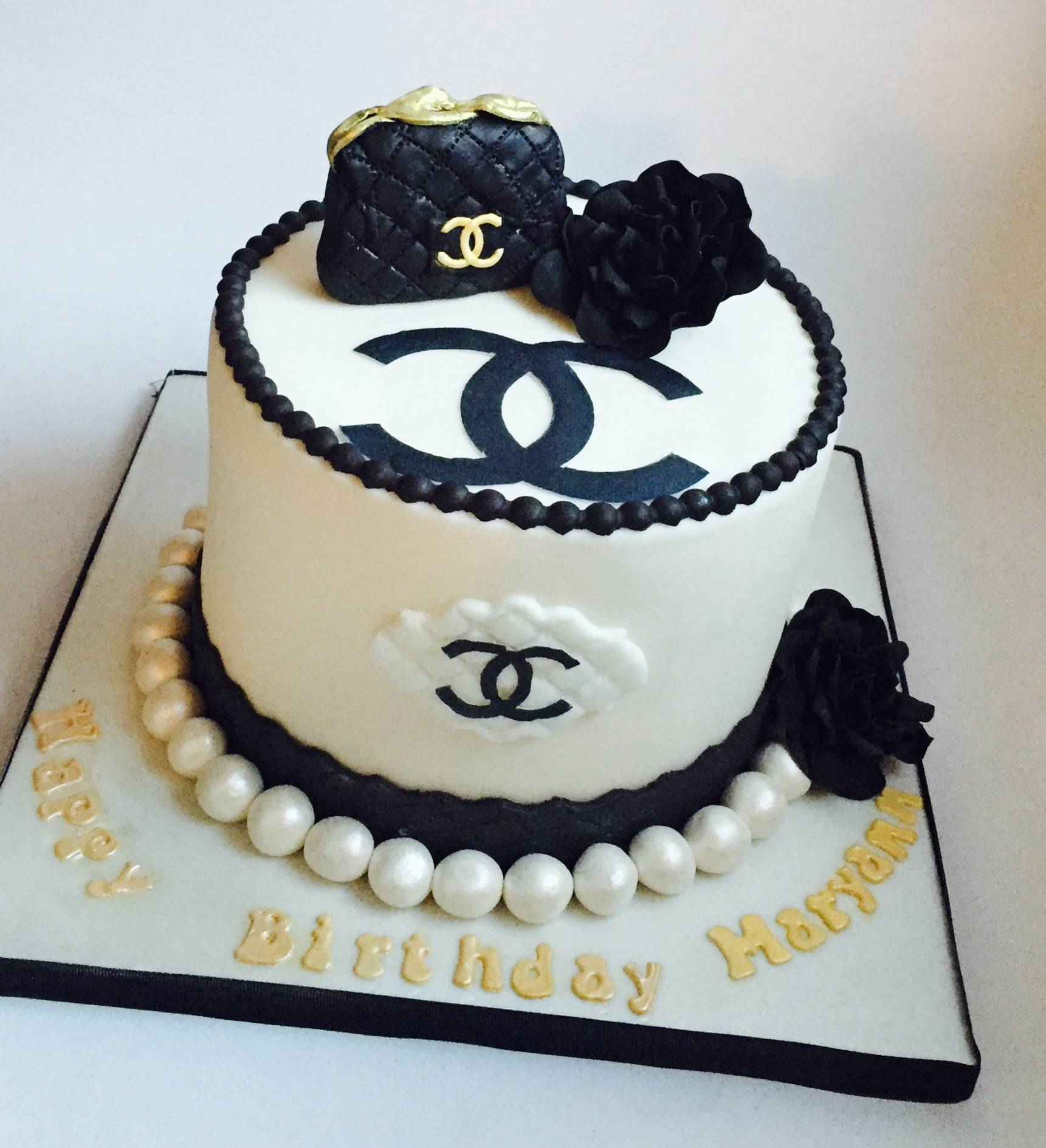 Chanel Birthday Cake Chanel Birthday Cakes - entitlementtrap.com