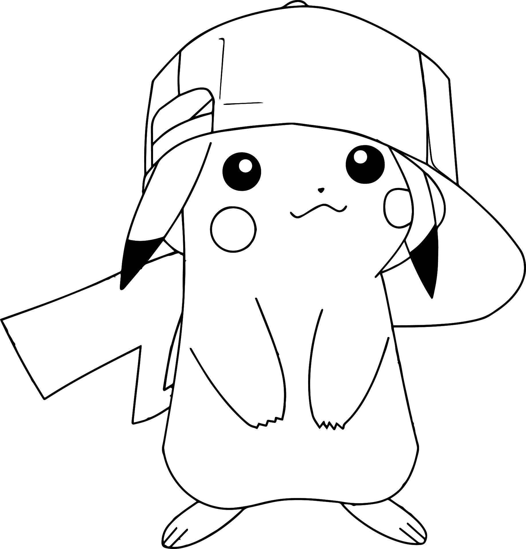 Charmander Coloring Page Awesome Pikachu Coloring Pages Printable Free Coloring Book