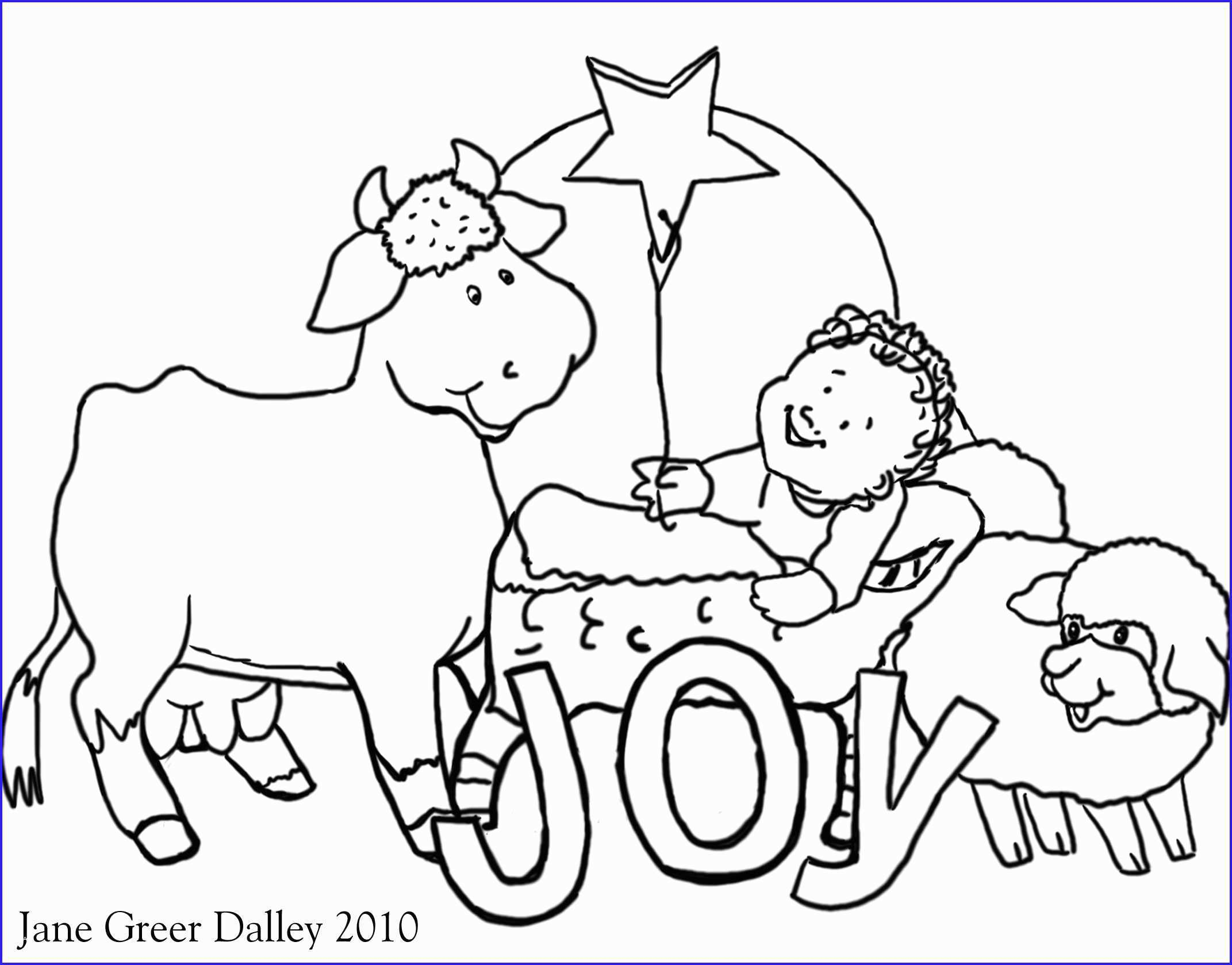 Christmas Coloring Pages To Print Free Childrens Christian Coloring Pages Print Free New Free Printable