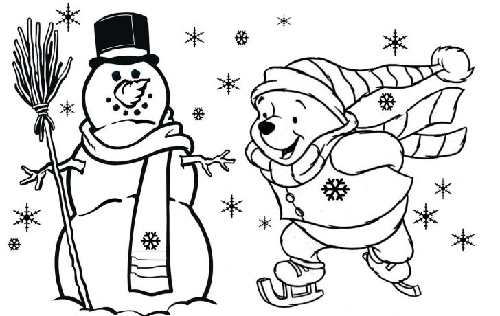 Christmas Coloring Pages To Print Free Christmas Coloring Pages To Print Free Printable Coloring Pages