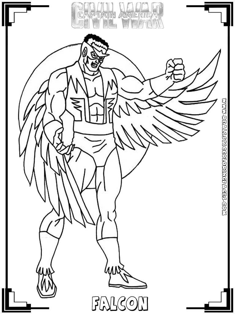Civil War Coloring Pages Marvel Captain America Civil War Coloring Page Coloring Pages Civil