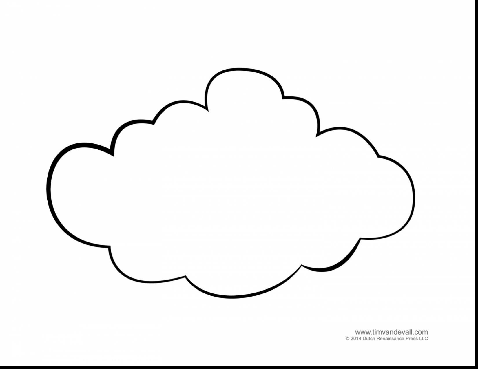 Cloud Coloring Page Free Printable Cloud Coloring Pages For Kids ...
