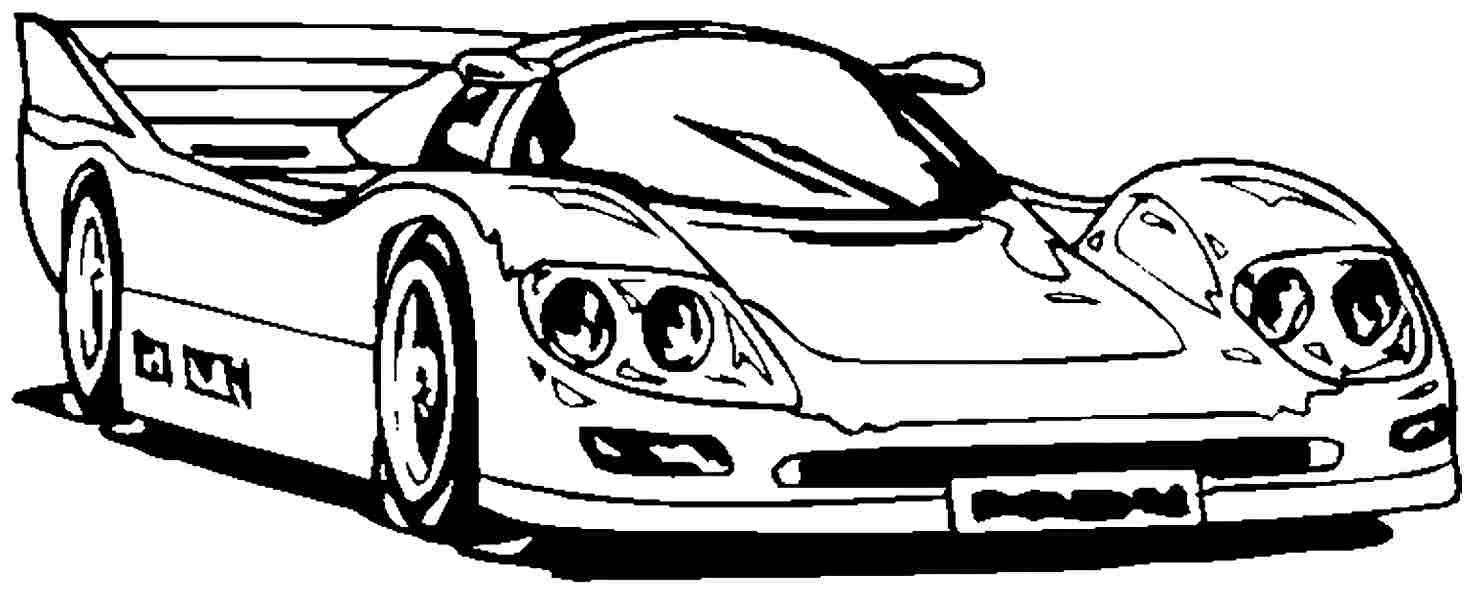 Coloring Pages Of Cars Awesome Printable Race Car Coloring Pages Photo Inspirations Pin