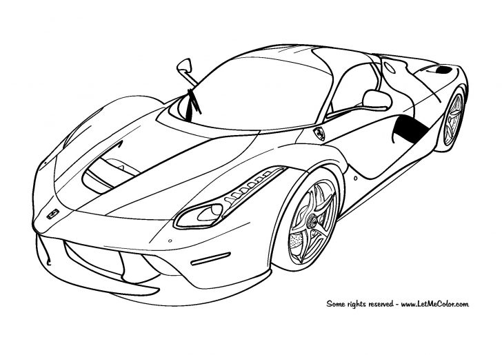 Coloring Pages Of Cars Bugatti Coloring Pages Telematik Institut