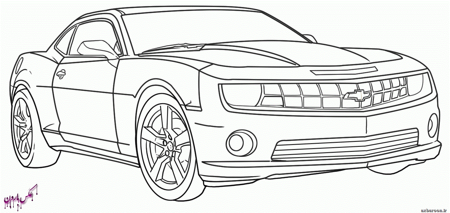 Coloring Pages Of Cars Car Coloring Page Epic Car Coloring Pages Print Coloring Pages 307