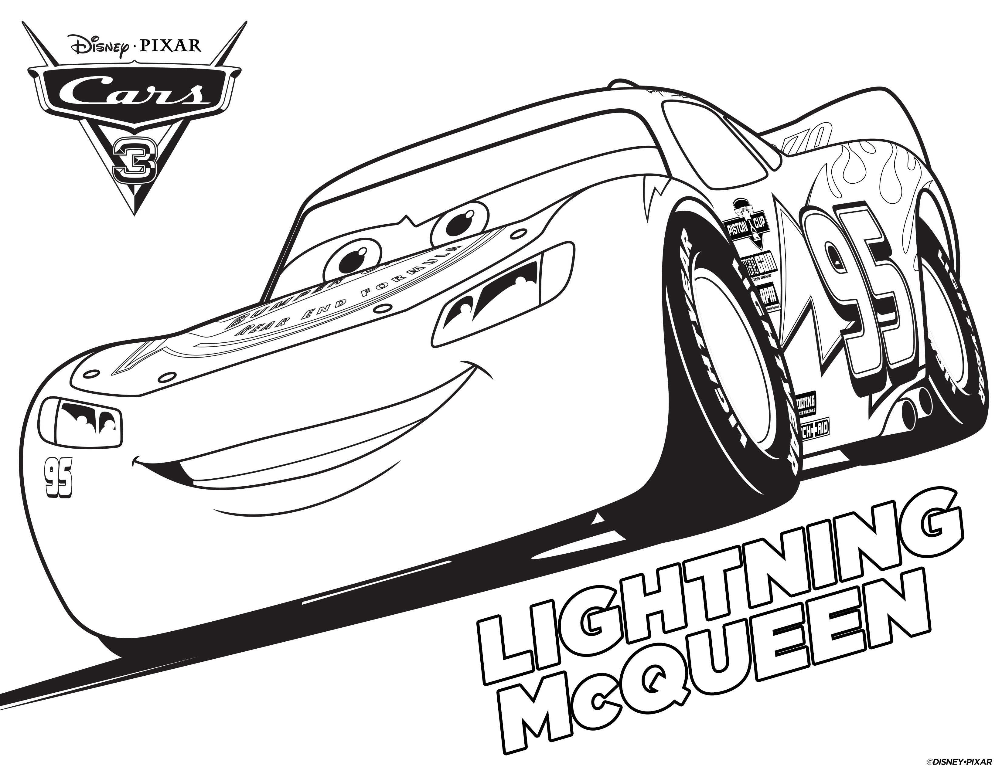 Coloring Pages Of Cars Cars 3 Coloring Pages Free Printable Coloring Sheets For Cars 3