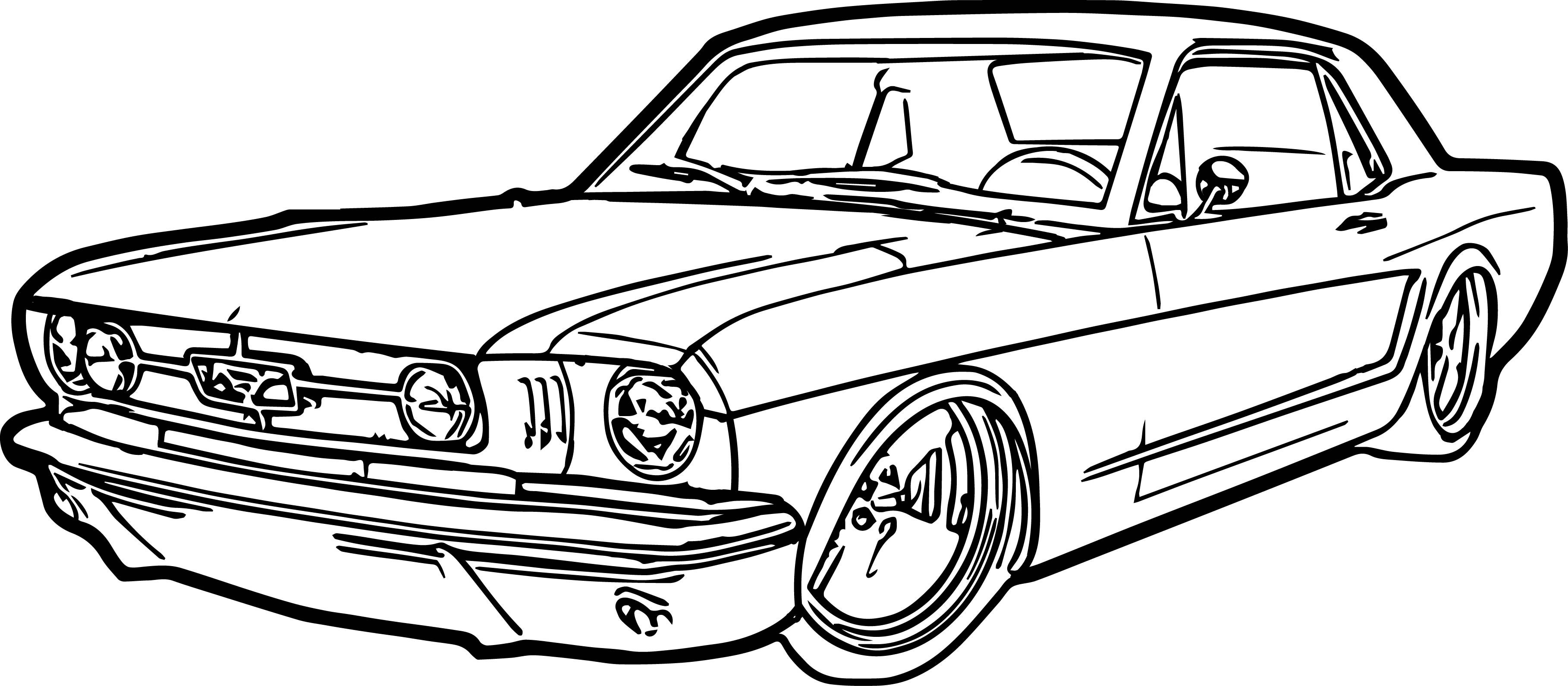 Coloring Pages Of Cars Coloring Page Awesome Car Coloring Sheets