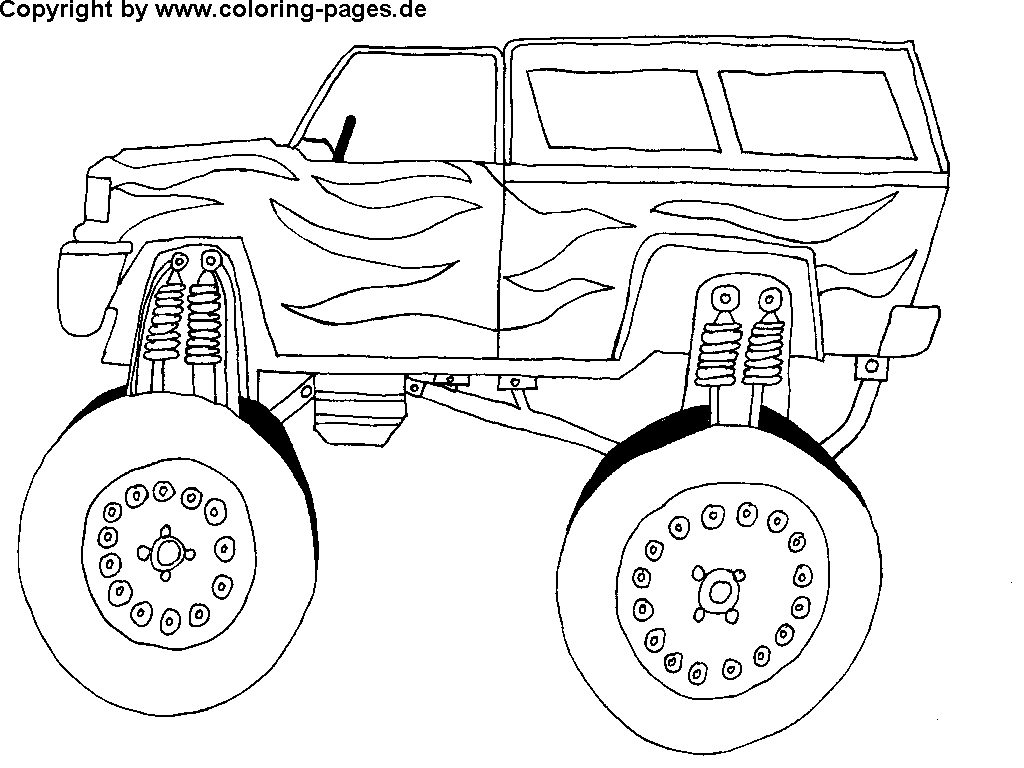 Coloring Pages Of Cars Coloring Pages For Kids Cars At Getdrawings Free For Personal