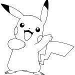 Coloring Pages Pokemon Coloring Pages Pokemon Coloring Pages Pikachu Photo Ideas 20
