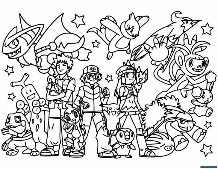 Coloring Pages Pokemon Coloring Pages Pokemonring Pages Legendary Only Printable