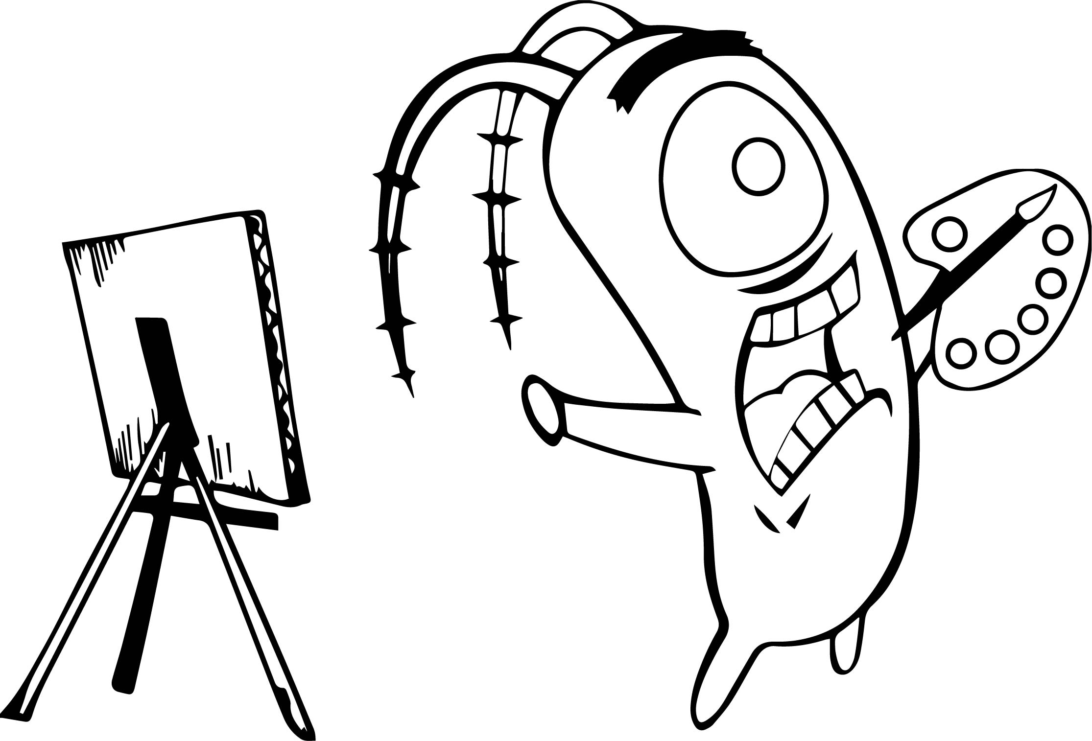 Coloring Pages Spongebob Spongebob Cartoon Best Perfect Coloring Page Wecoloringpage