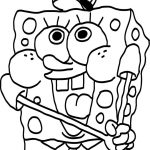 Coloring Pages Spongebob Spongebob Coloring Pages Pinterest For Of Spongebob Vietti