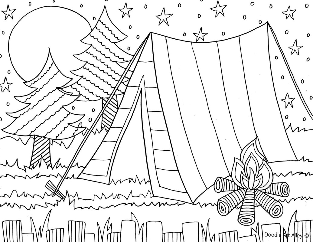 Excellent Photo of Coloring Pages Summer