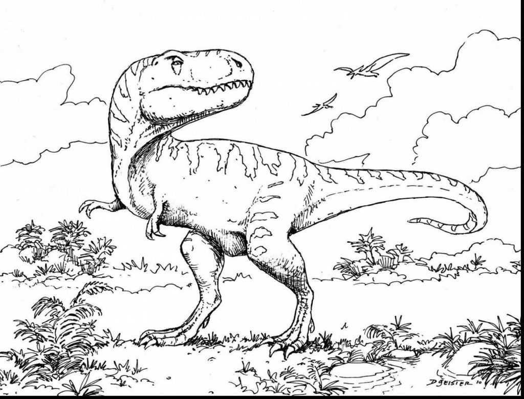 Coloring Pages To Print Remarkable Dinosaur Coloring Pages Printable To Print New Colossal