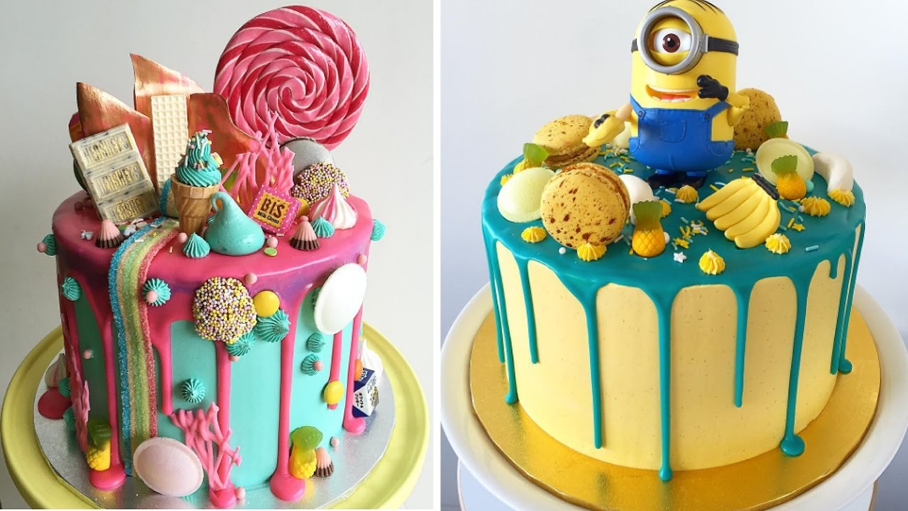 32+ Brilliant Picture of Coolest Birthday Cakes ...