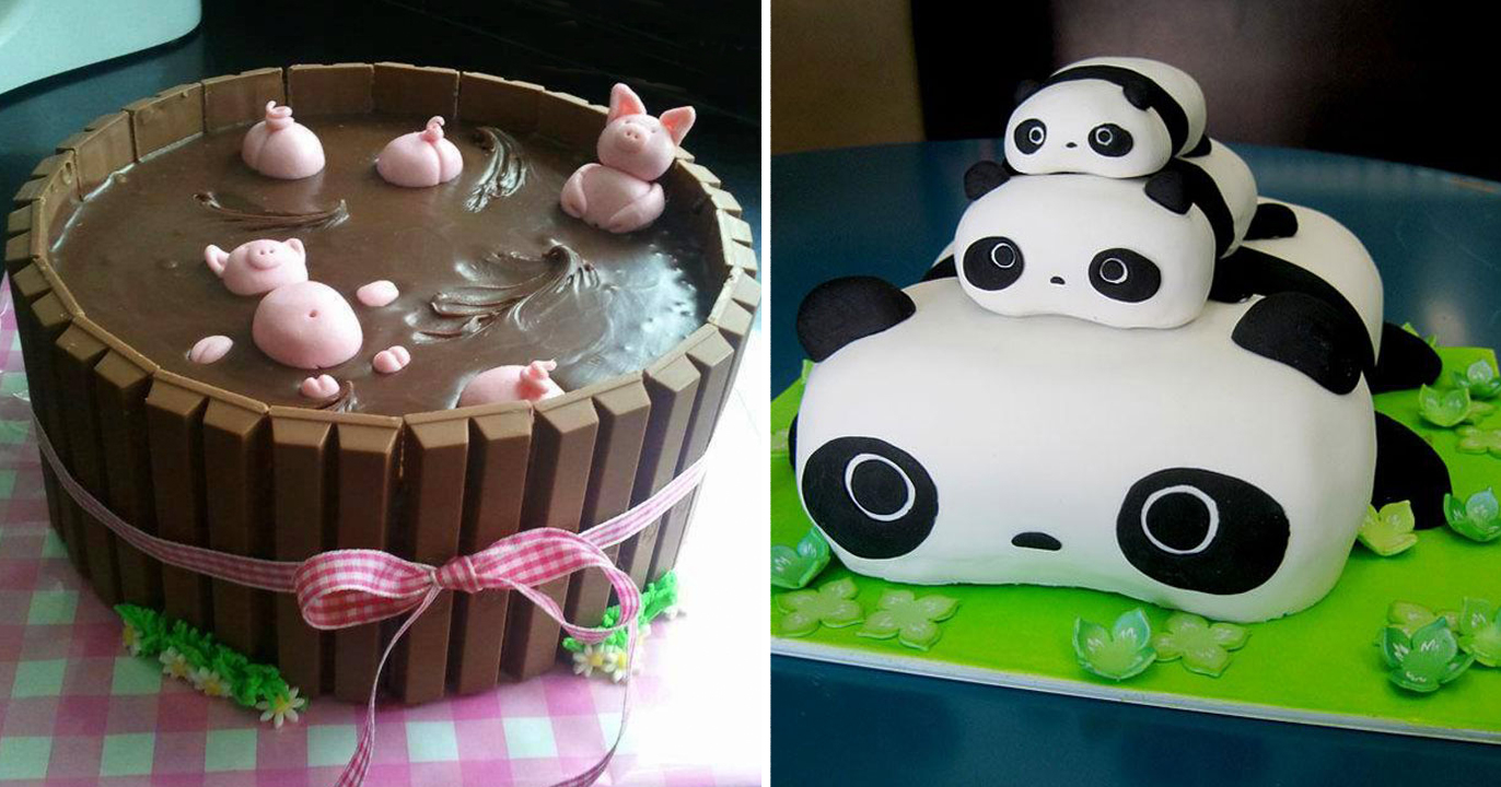 Creative Birthday Cakes 183 Of The Most Creative Cakes That Are Too Cool To Eat Bored Panda
