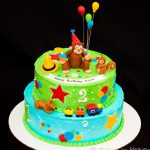 Curious George Birthday Cakes Image Result For Curious George Cake Theme Josiahs 2nd 3rd B Day