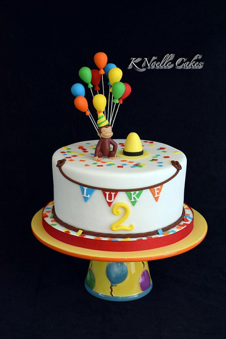 Curious George Birthday Cakes Image Result For Toddler Curious George Party Diy Decorations