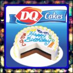 Dairy Queen Birthday Cakes Dq Birthday Cake 75 Best Dq Cakes Images On Pinterest Deserts
