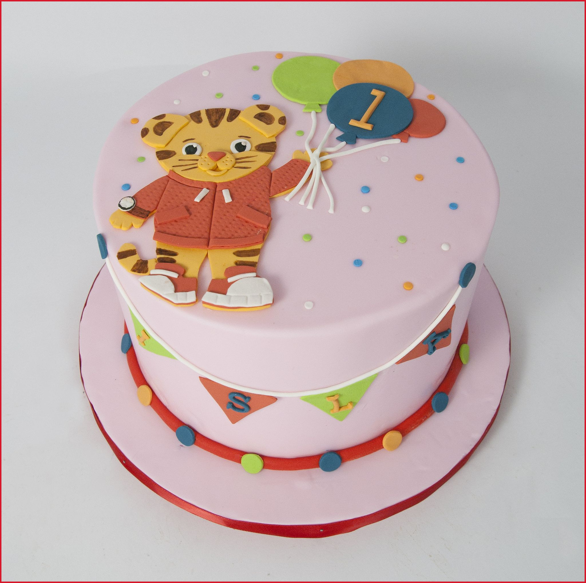 Daniel Tiger Birthday Cake Daniel Tiger Birthday 97907 Bc4678 Daniel Tigers Neighbourhood