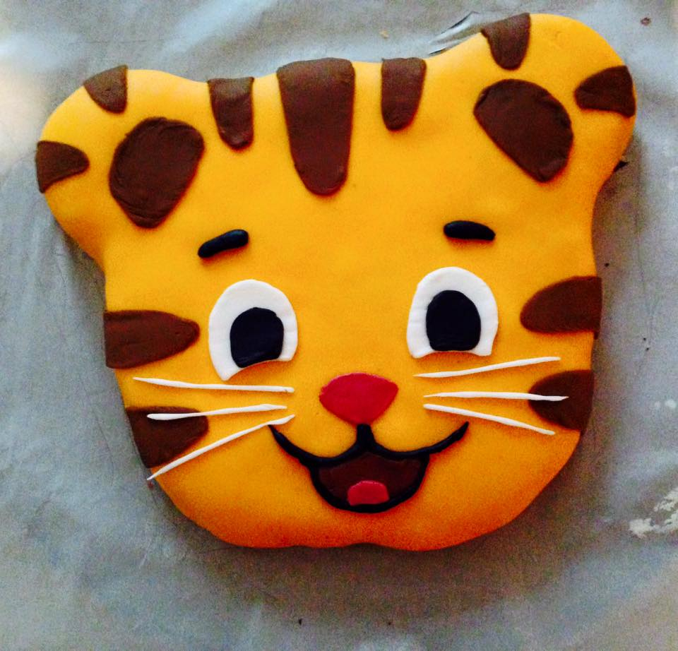 Daniel Tiger Birthday Cake Daniel Tiger Birthday Cake The 15 Infertility Blog