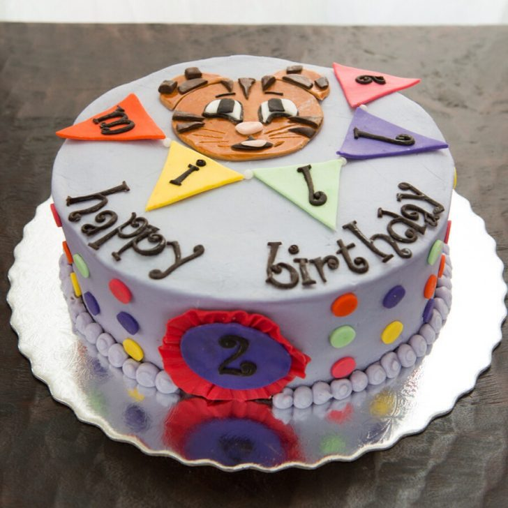 Daniel Tiger Birthday Cake Daniel Tigers Neighborhood Birthday Cake Aspen Street Cakes