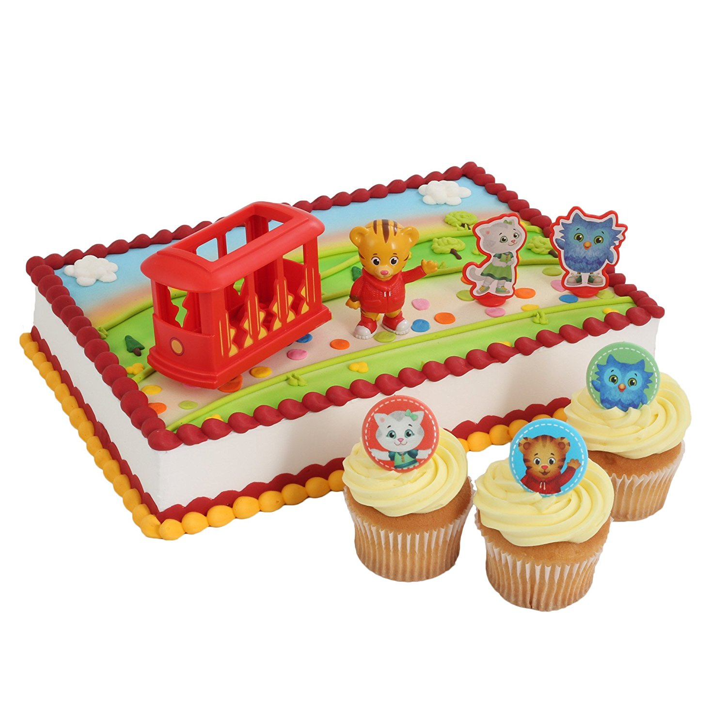 Daniel Tiger Birthday Cake Download Daniel Tiger Birthday Cake Abc Birthday Cakes