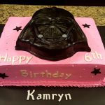 Darth Vader Birthday Cake Darth Vader Birthday Cake Cakecentral