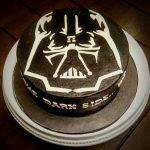 Darth Vader Birthday Cake Darth Vader Birthday Cake Come To The Dark Sidewe Have Cake