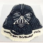 Darth Vader Birthday Cake Darth Vader Ice Cream Cake Melbourne