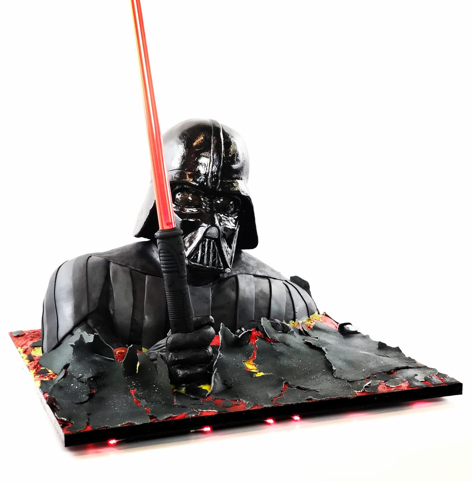 Darth Vader Birthday Cake Darth Vader Star Wars Birthday Cake