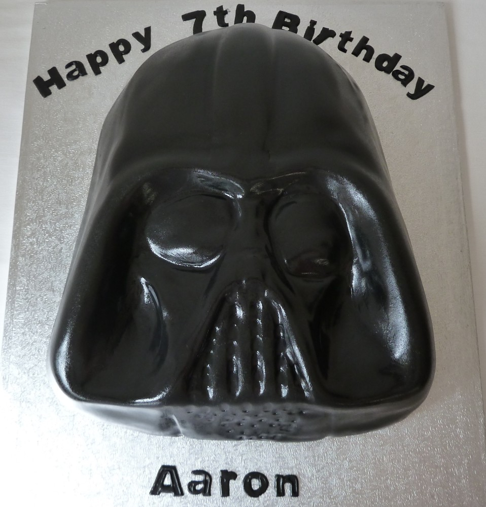 Darth Vader Birthday Cake Star Wars Darth Vader Birthday Cake Wedding Birthday Cakes From