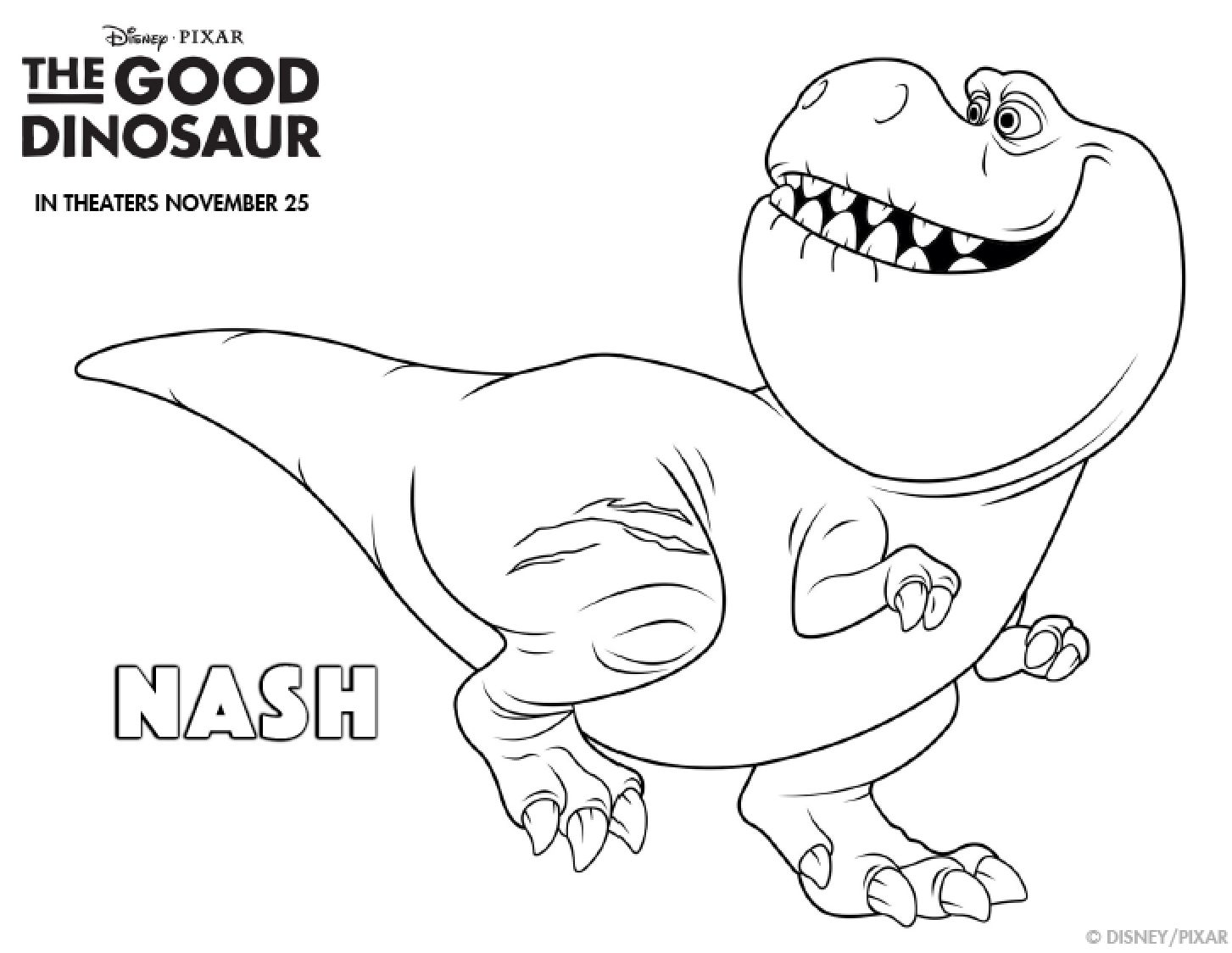 Dinosaur Coloring Pages Dinosaur Coloring Pages With Book Also Free Disney Kids Image