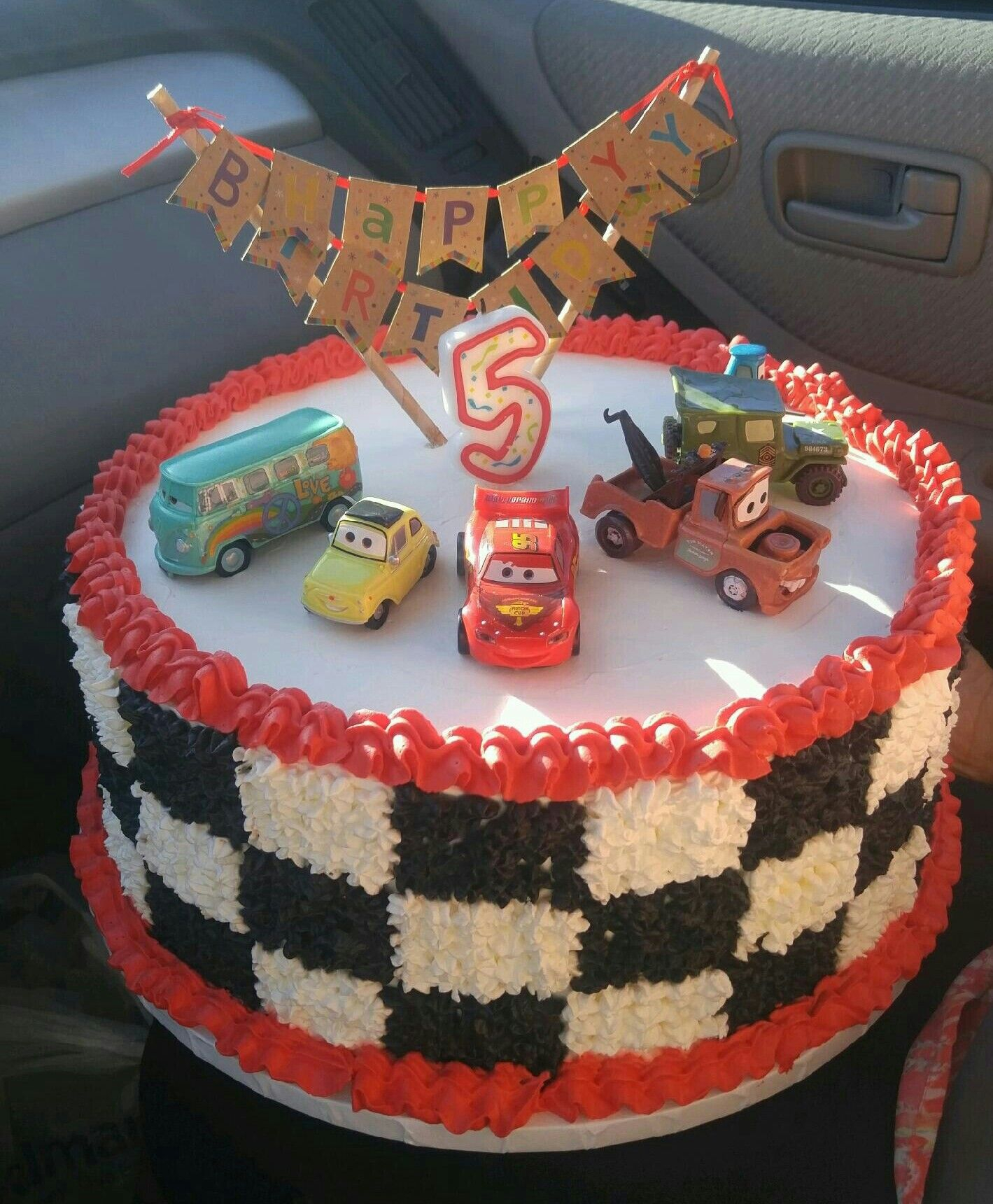 Disney Cars Birthday Cake Birthday Cake Disney Cars Cake My Homemade Cakes Birthday