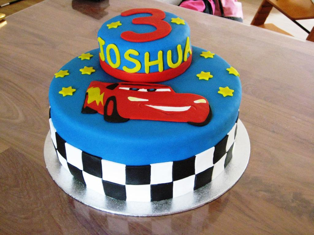 Disney Cars Birthday Cake Cars Birthday Cake Decorations Classic Style Disney Cars