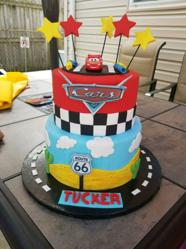 Disney Cars Birthday Cake Disney Cars Birthday Cake Cars Pinterest Disney Cars Birthday