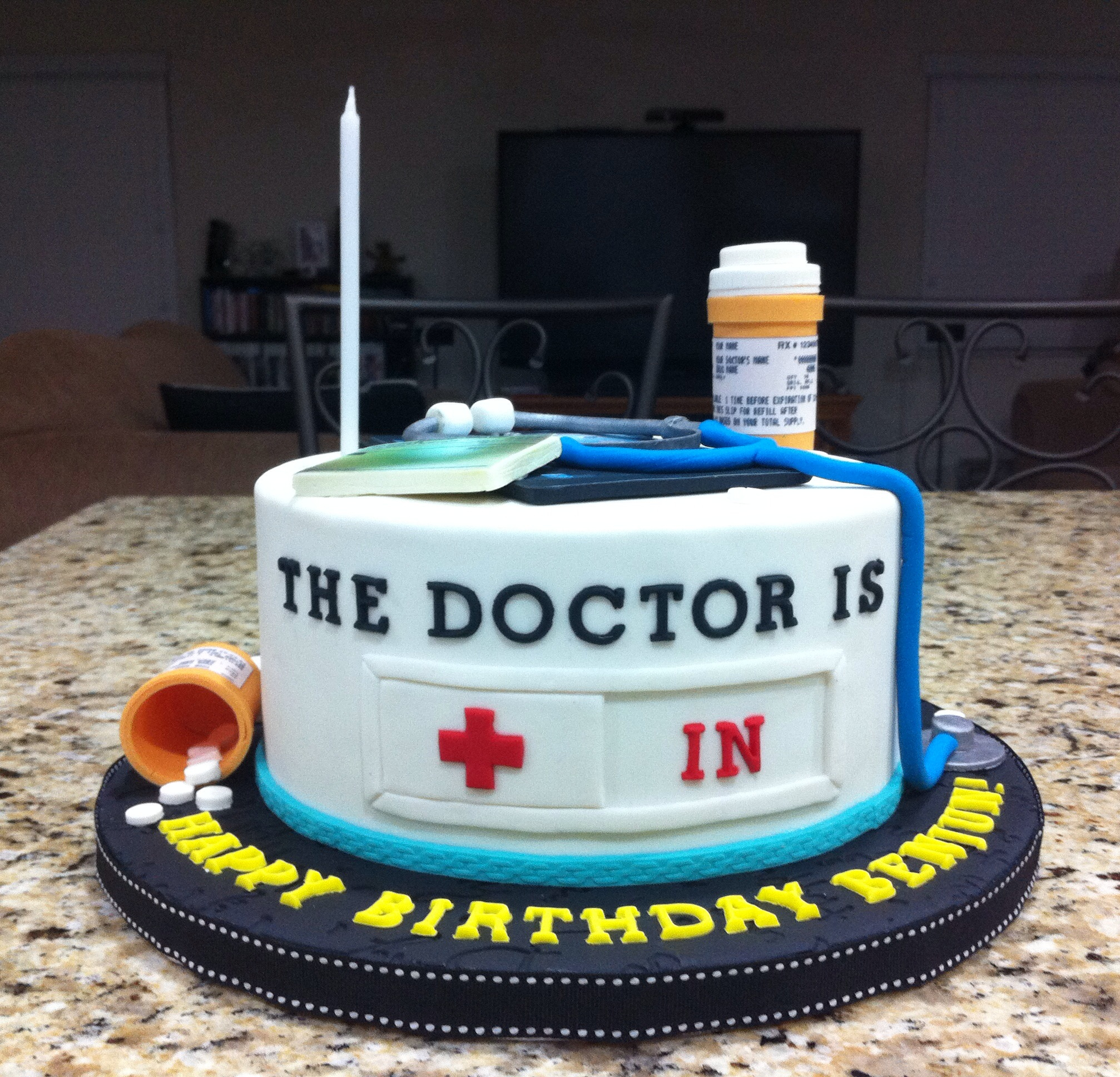 Doctor Who Birthday Cake 11 Cool Easy Surgeon Cakes Photo Doctor Birthday Cake Ideas