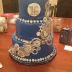 Doctor Who Birthday Cake Doctor Who Birthday Cake I Want This For My 17th Birthday Will