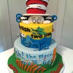 Doctor Who Birthday Cake Dr Seuss Birthday Cake Cakesuite Serving Connecticut And New York