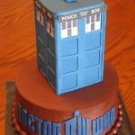 Doctor Who Birthday Cake Dr Who Tardis Birthday Cake Cakecentral